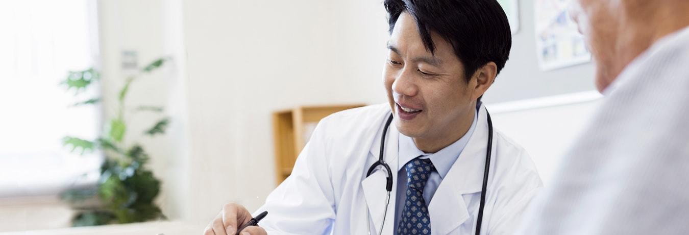 最新の医療で命を救い、